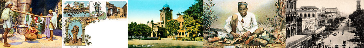 Buy Paper Jewels Postcards from the Raj