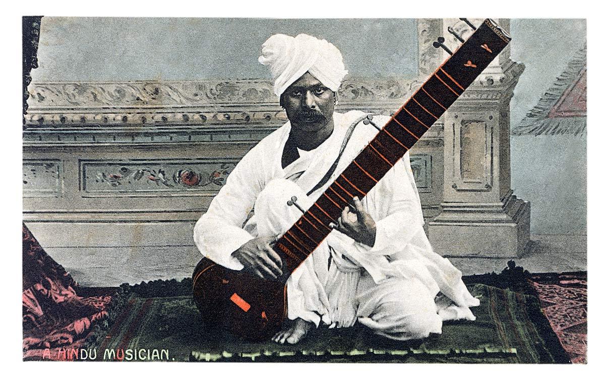 A Hindu Musician