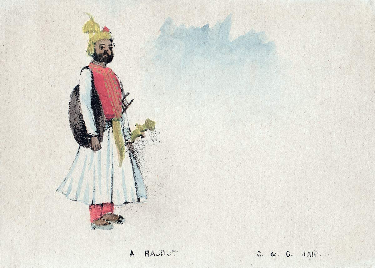 A Rajput