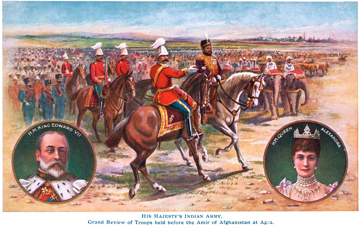 His Majesty's Indian Army
