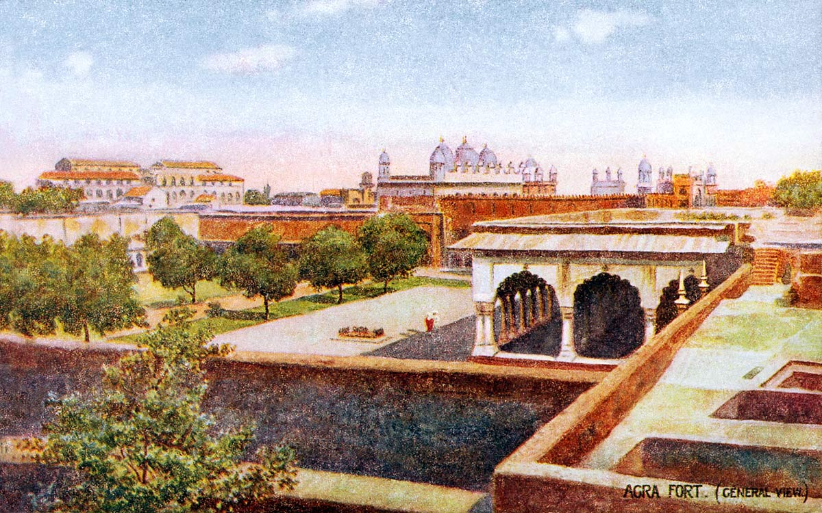 Agra Fort (General View)