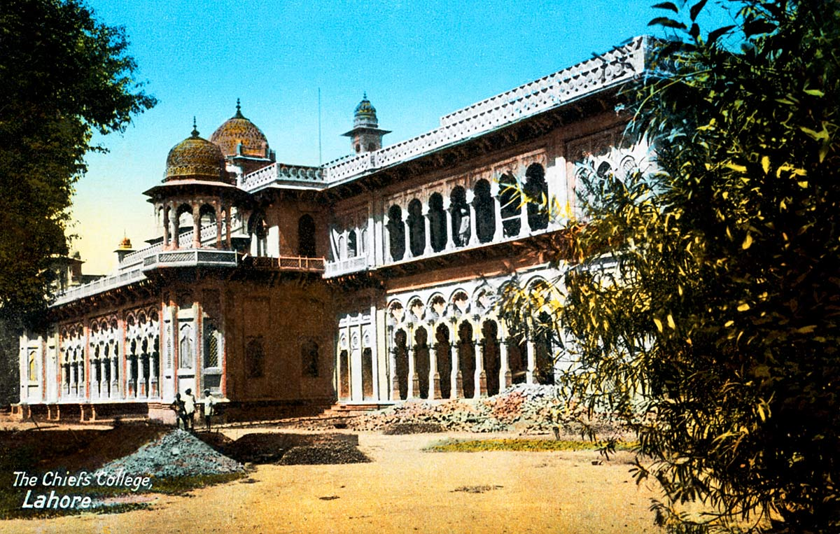 The Chief's [Aitchison] College, Lahore