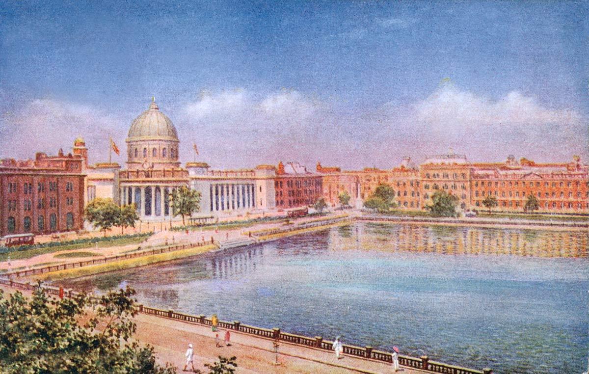 Dalhousie Square, Calcutta