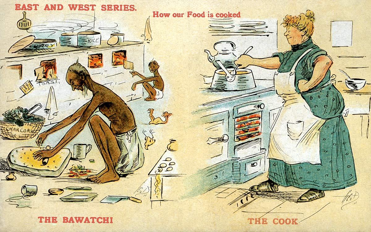 How our Food is cooked The Bawarchi The Cook