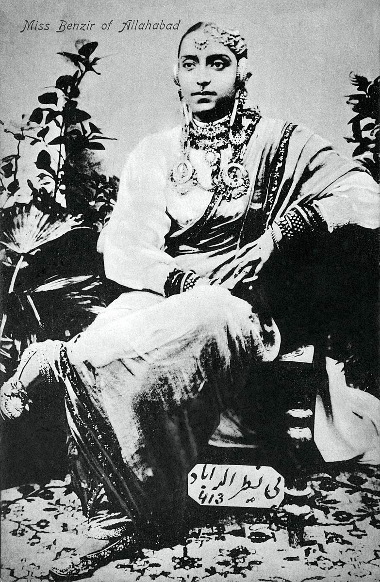 Miss Benzir of Allahabad