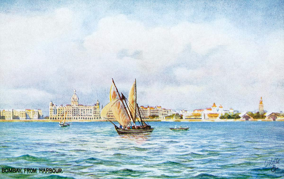 Bombay, From Harbour