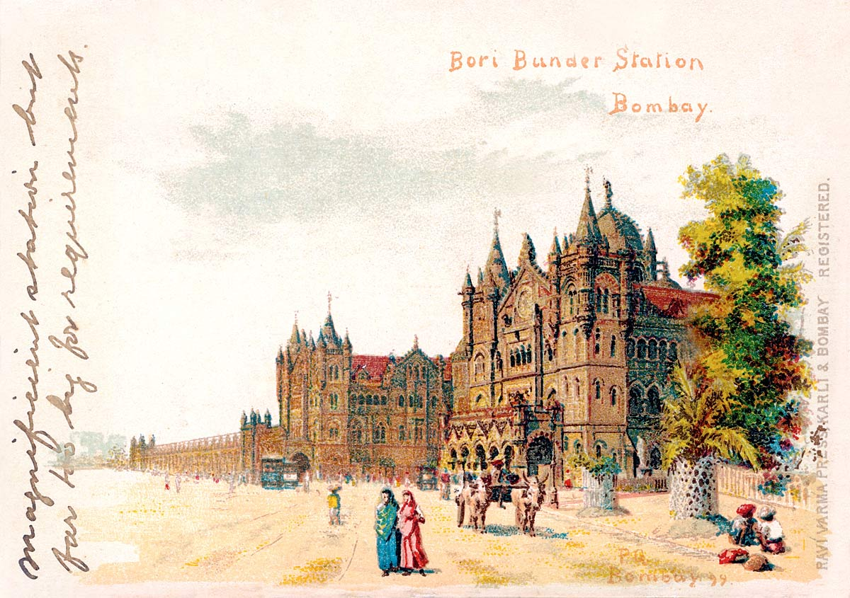 Bori Bunder Station