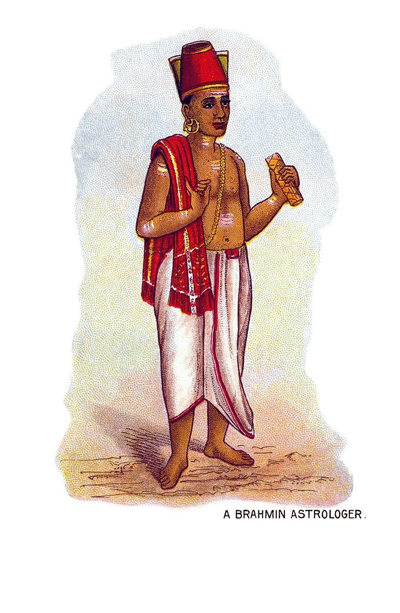 A Brahmin Astrologer