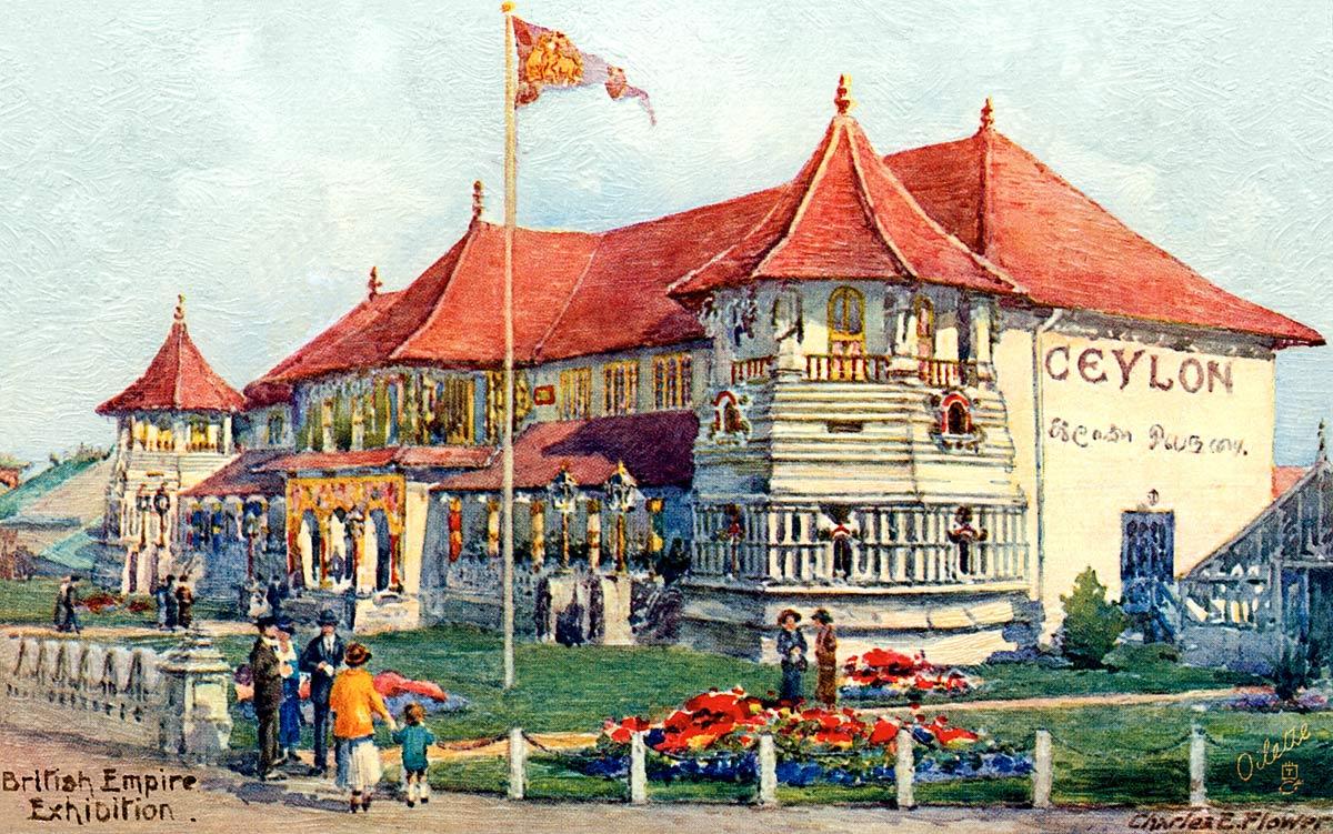 The Ceylon Pavilion