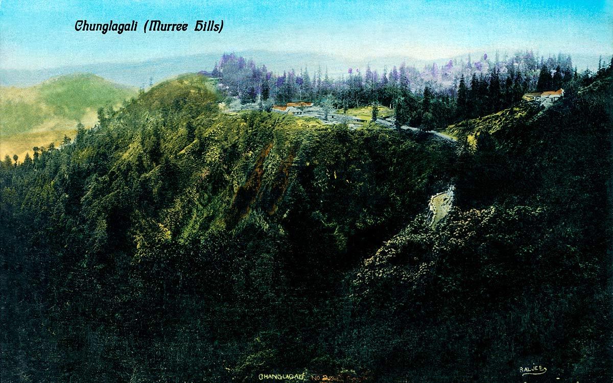 Chunglagali (Murree Hills)