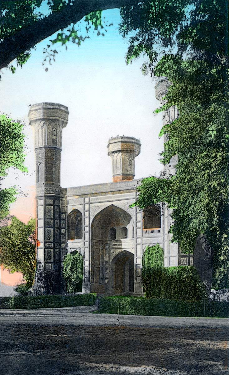 Lahore. Char Boorji.