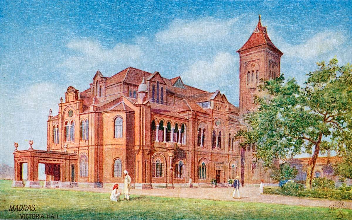 Madras Victoria Hall