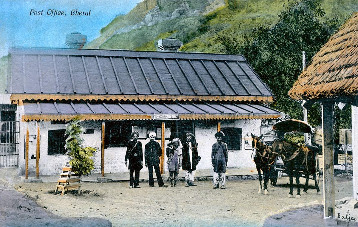 Post Office, Cherat