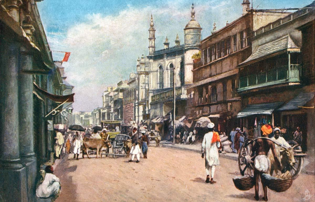Chitpore Road, Calcutta