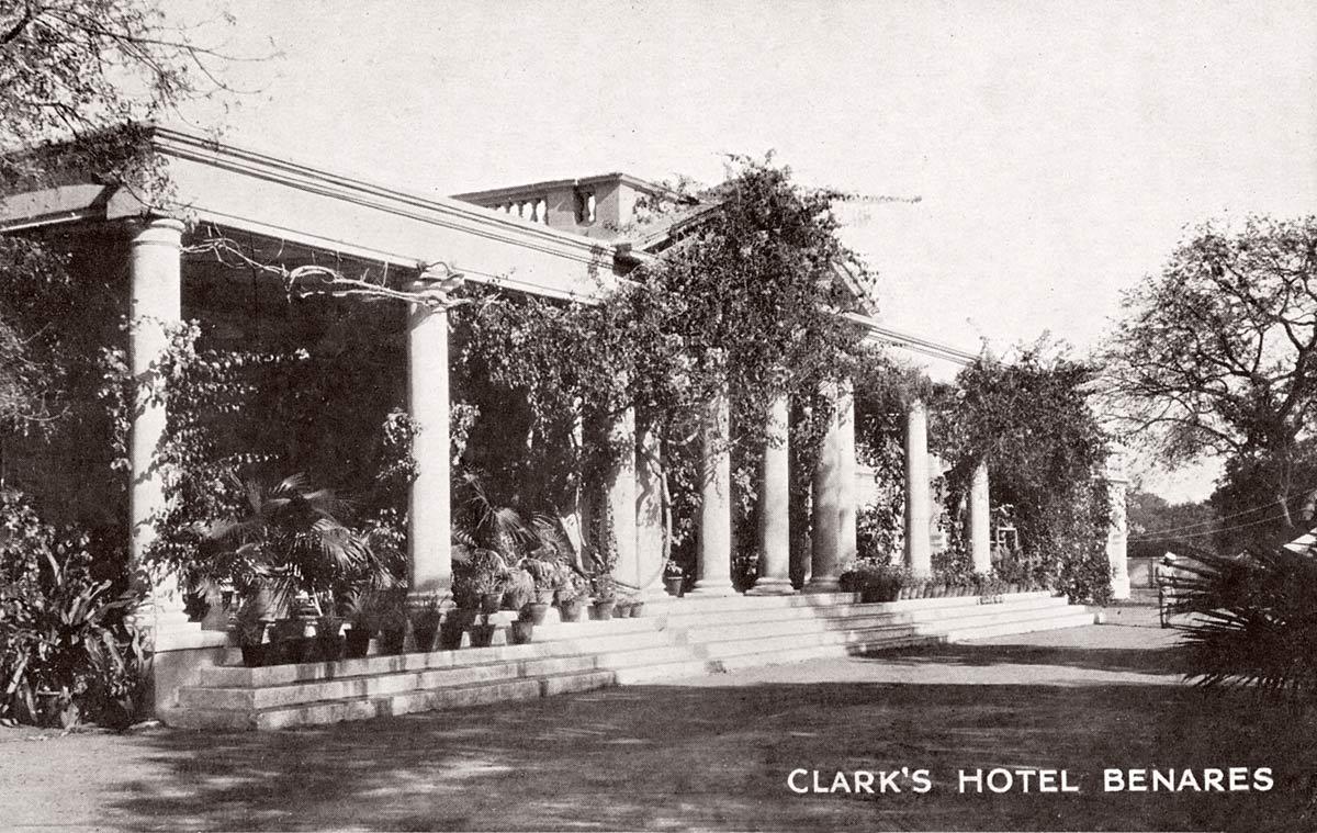 Clark's Hotel Benares