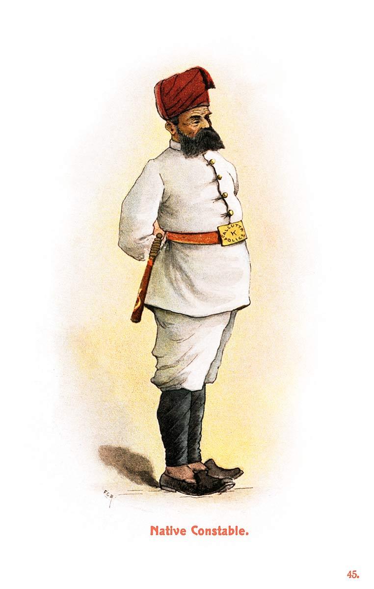 Native Constable