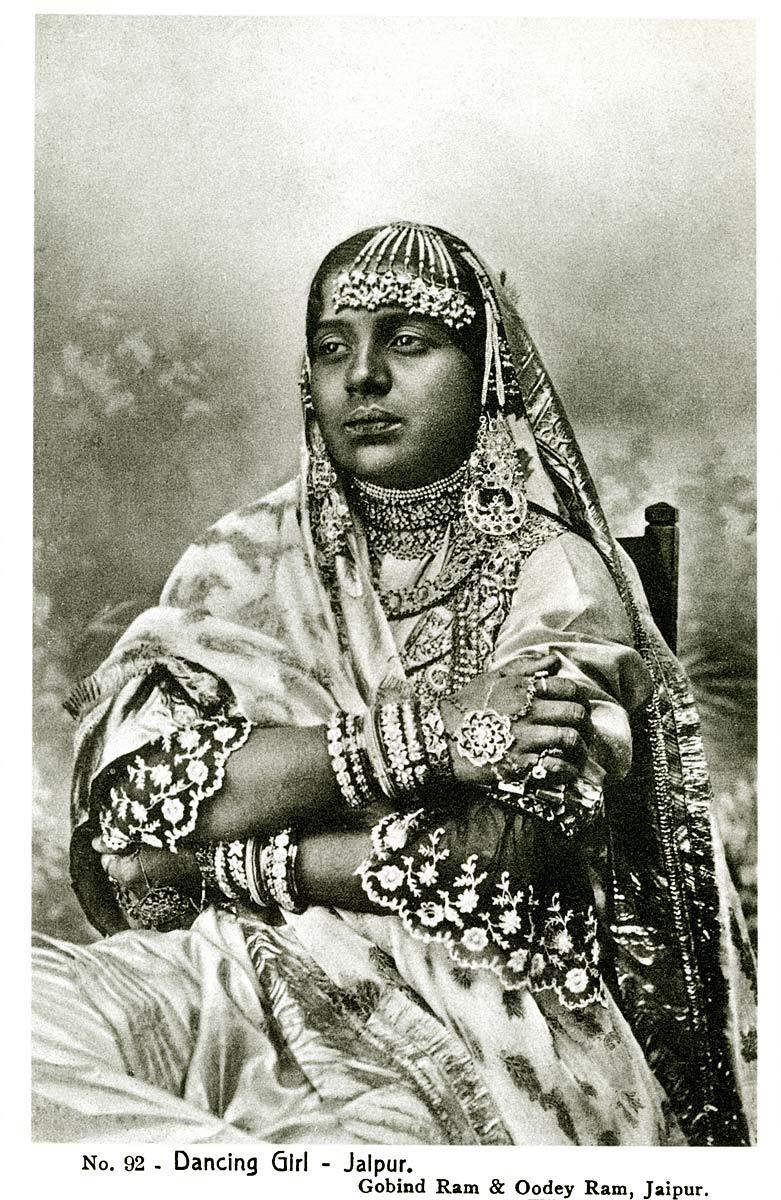 Dancing Girl - Jaipur