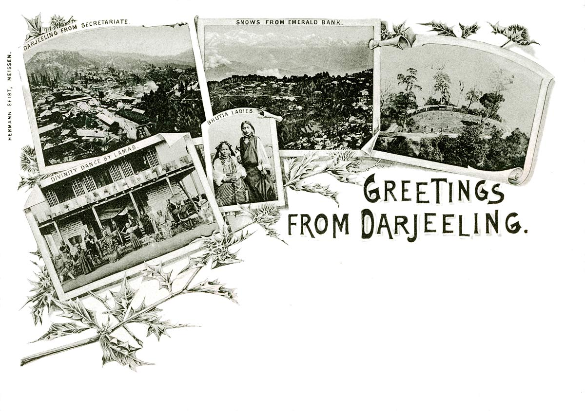 Greetings from Darjeeling