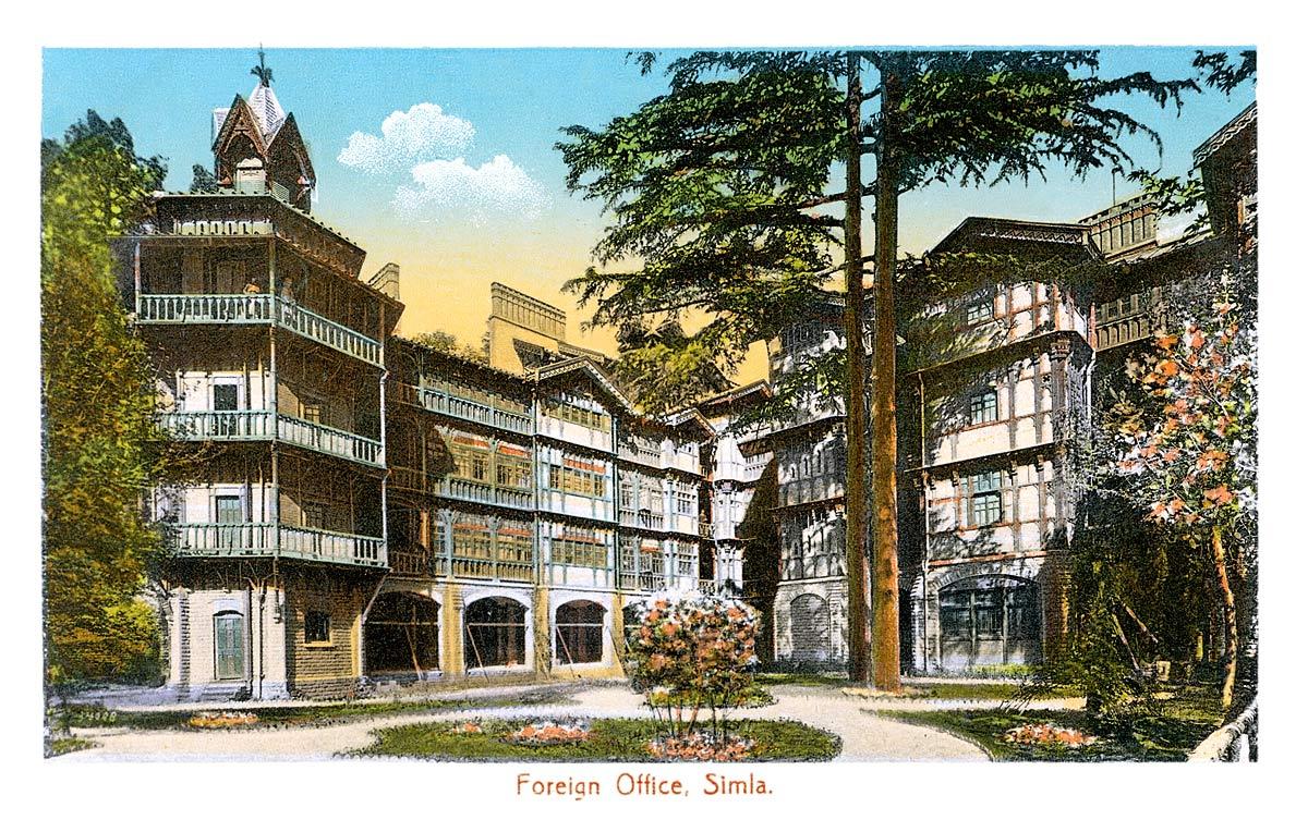 Foreign Office, Simla