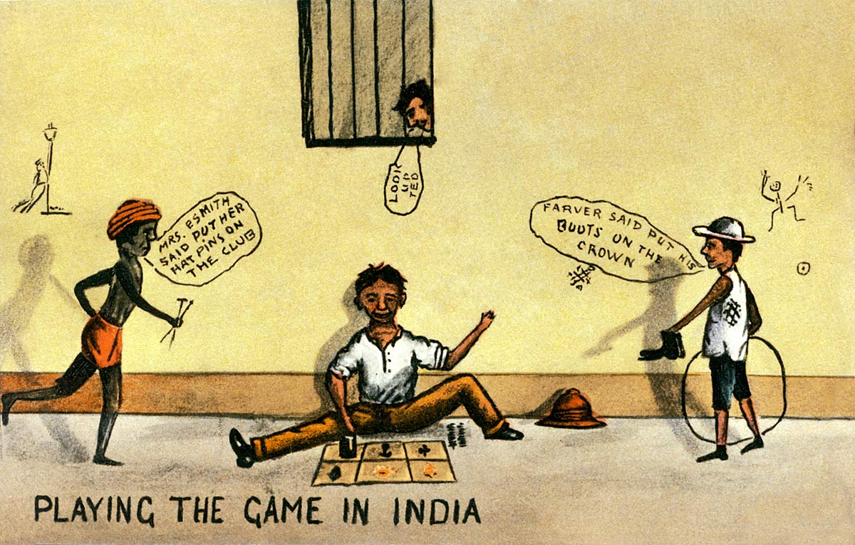 Playing the Game in India