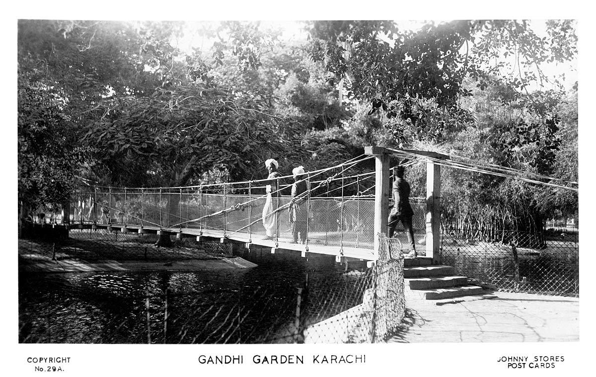Gandhi Garden Karachi