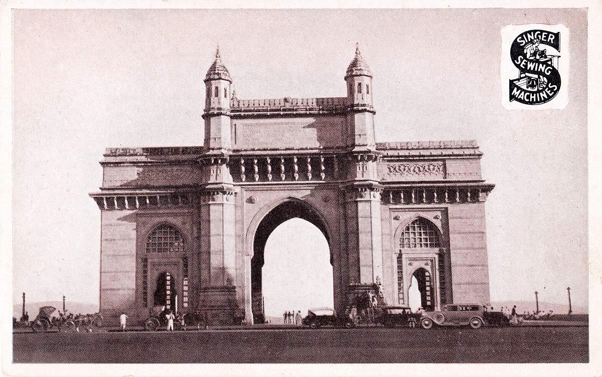 Gateway to India Singer