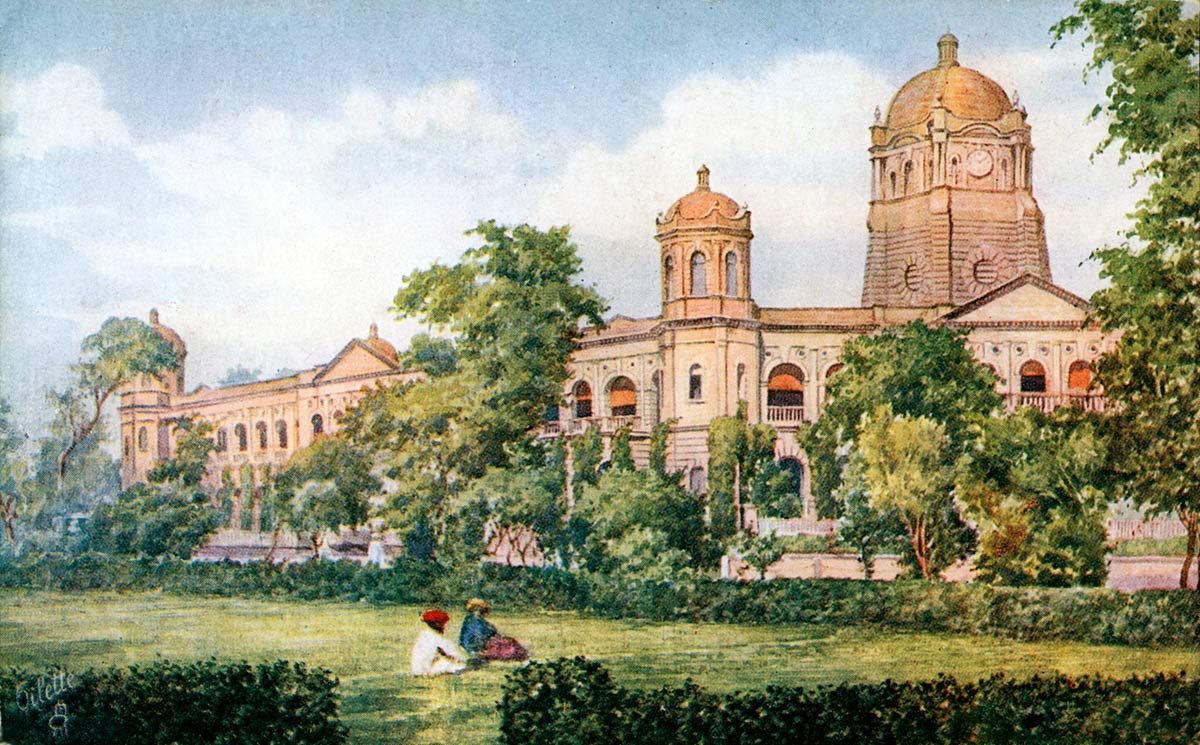 General Post Office Lahore