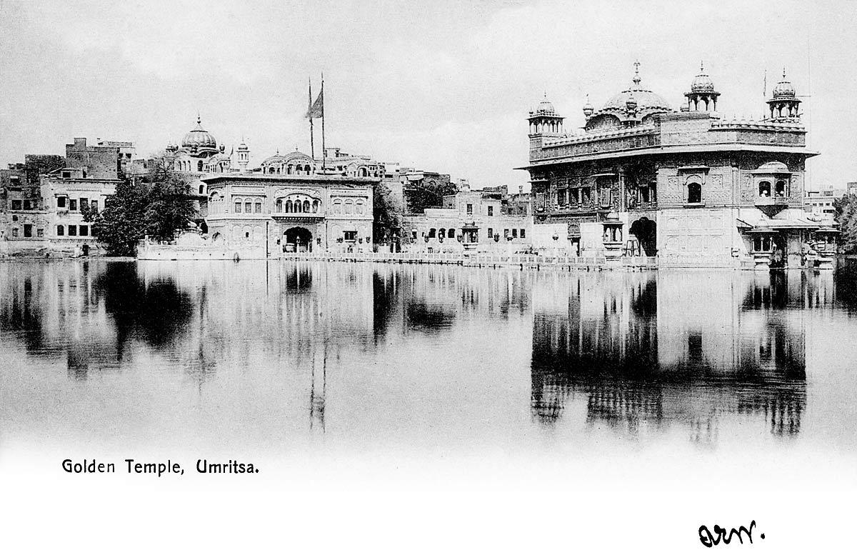 Golden Temple, Umritsar