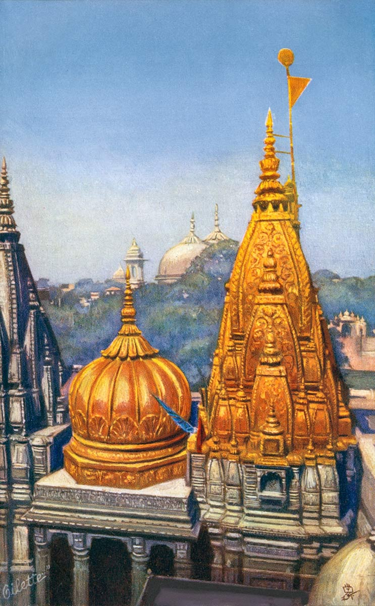 The Golden Temple, Benares
