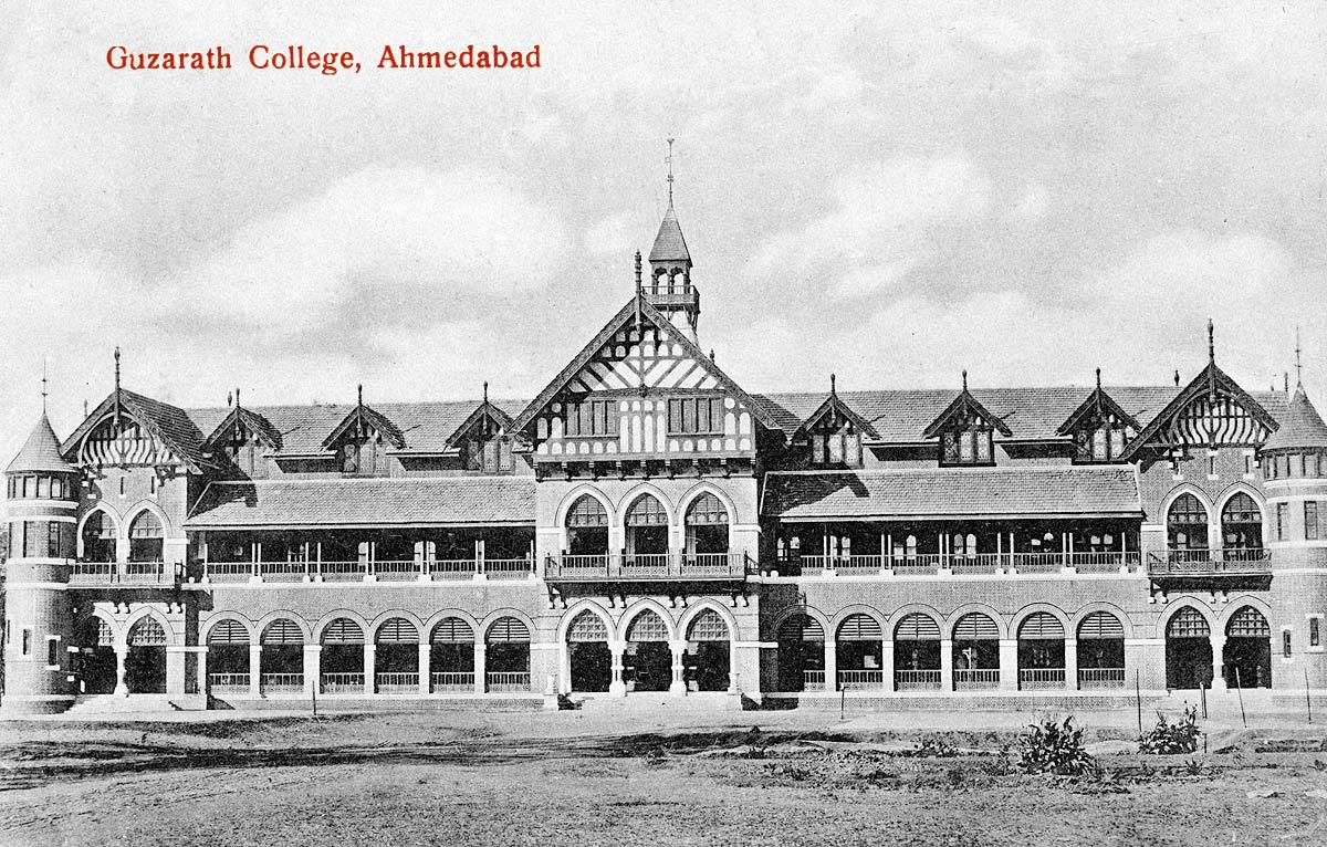 Guzarath [Gujarat] College, Ahmedabad