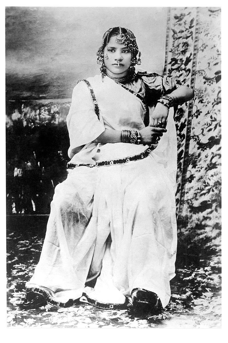 Type of an Hindustani Girl