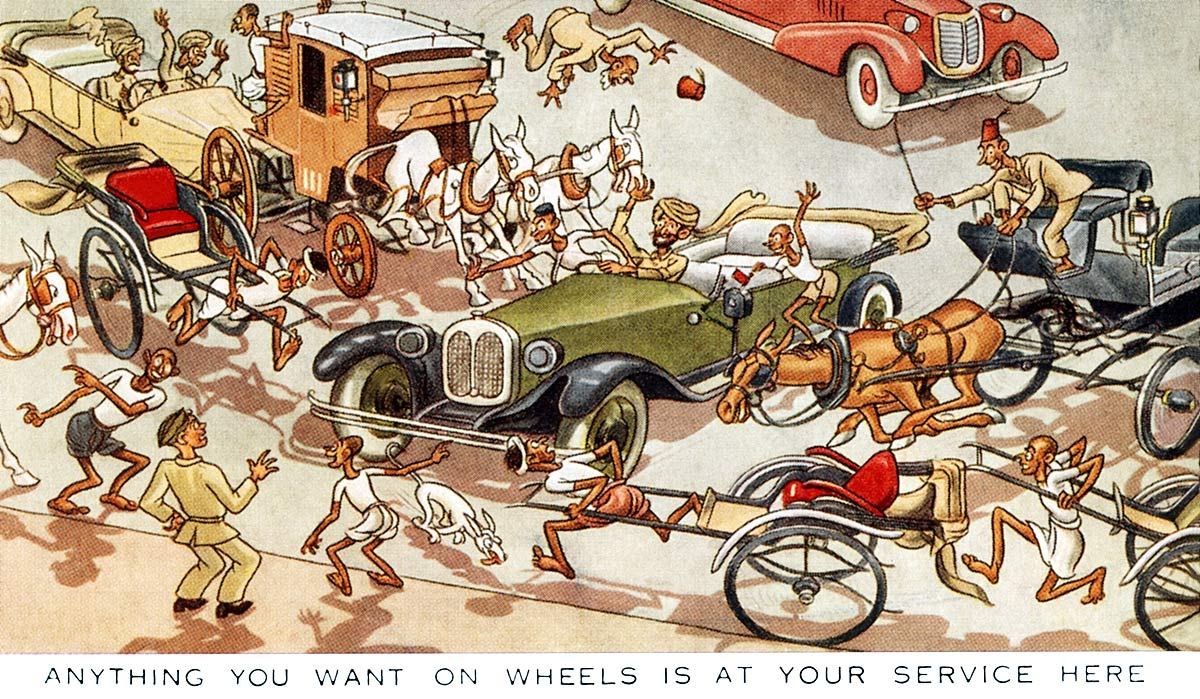 Anything You Want on Wheels is at Your Service here