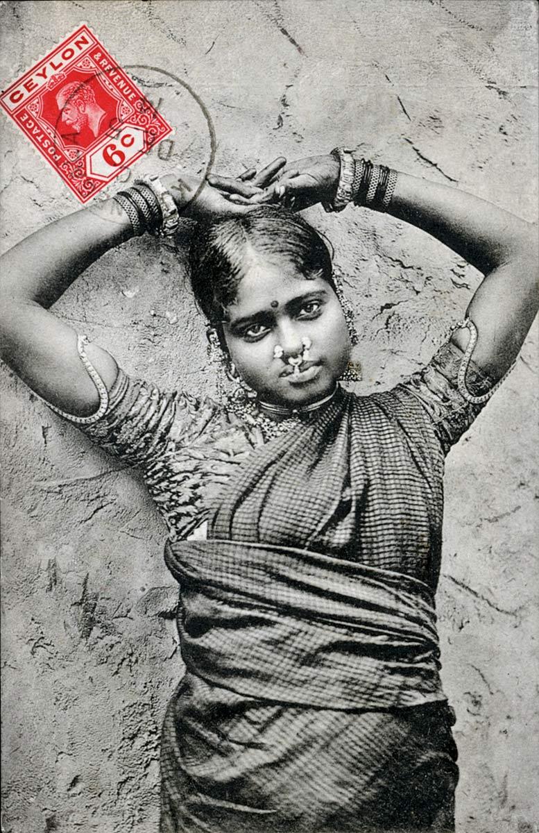 Jaffna Tamil, Ceylon