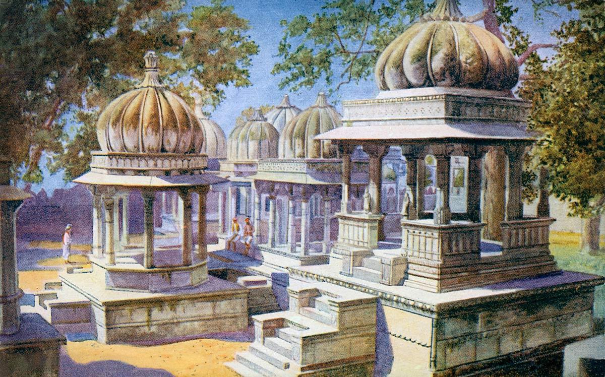 Cenotaph of Maharana Jai Singhji