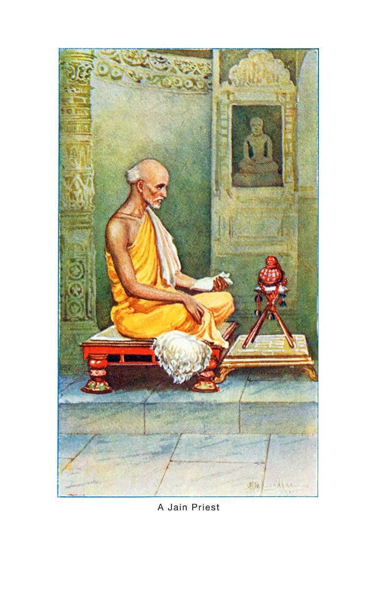 A Jain Priest