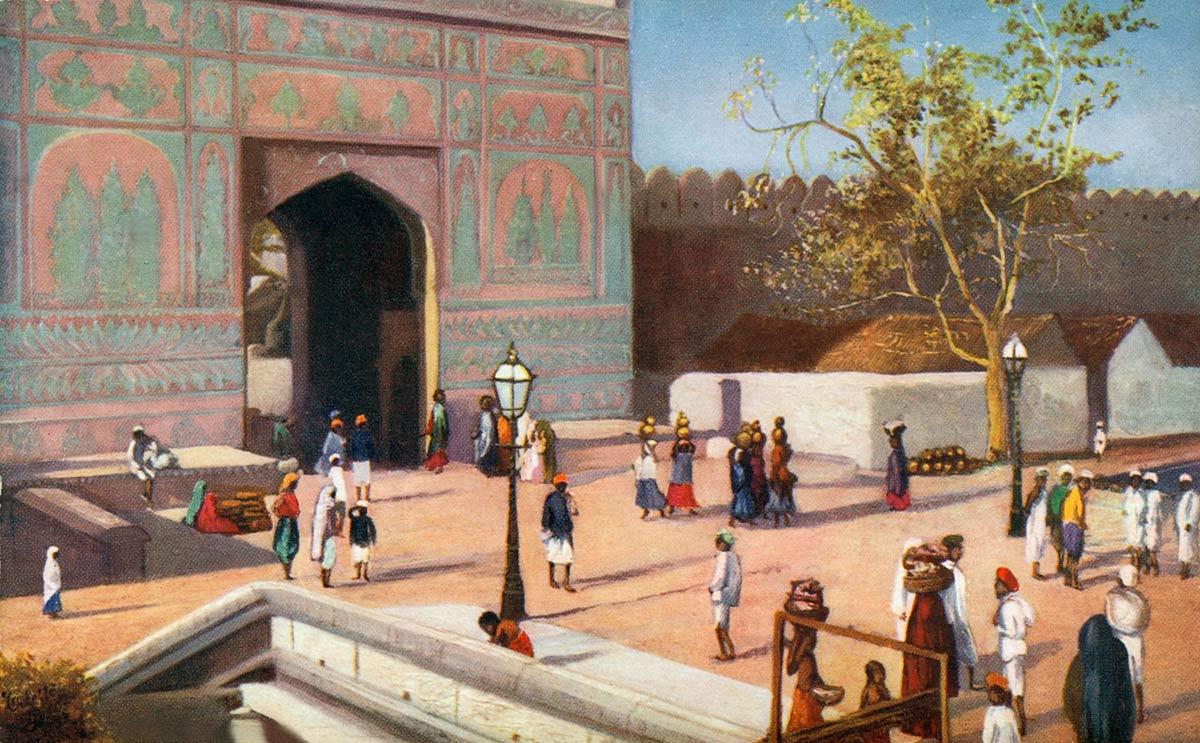 Jeypore City Gate