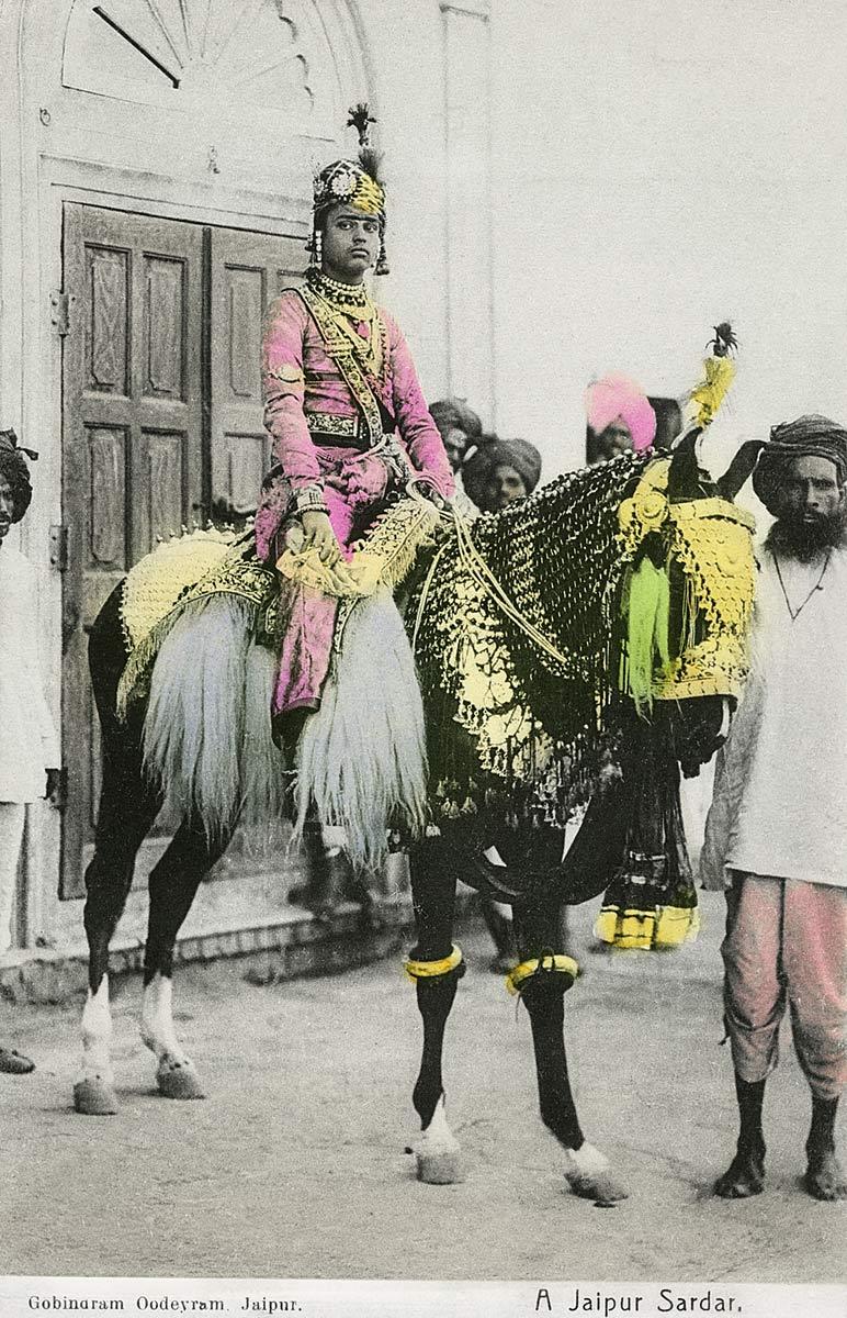 A Jaipur Sardar