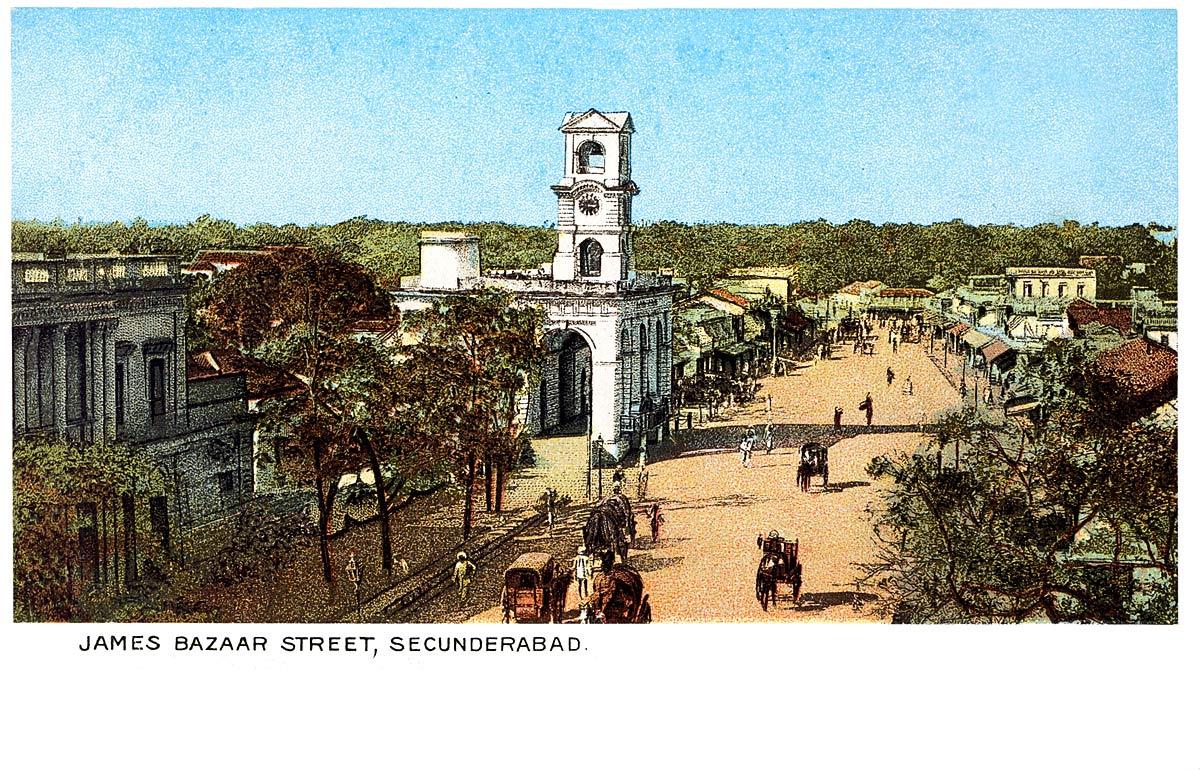 James Bazaar Street, Secundarabad