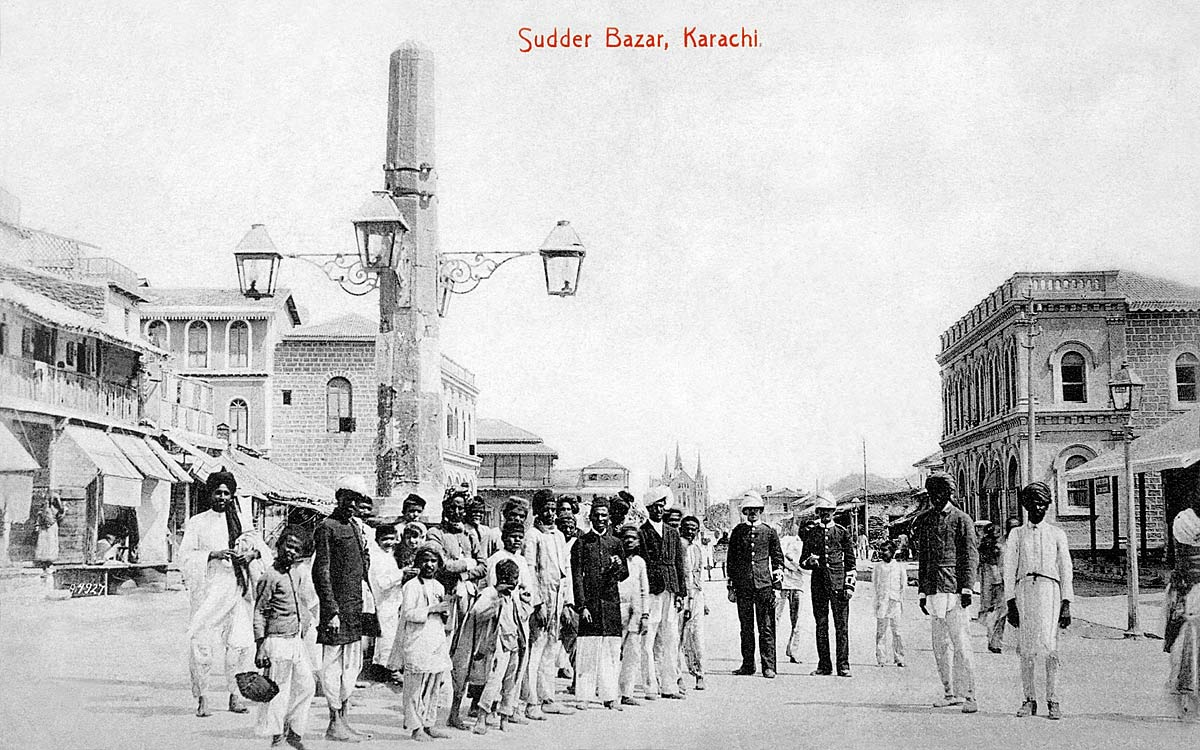 Sudder Bazaar, Karachi