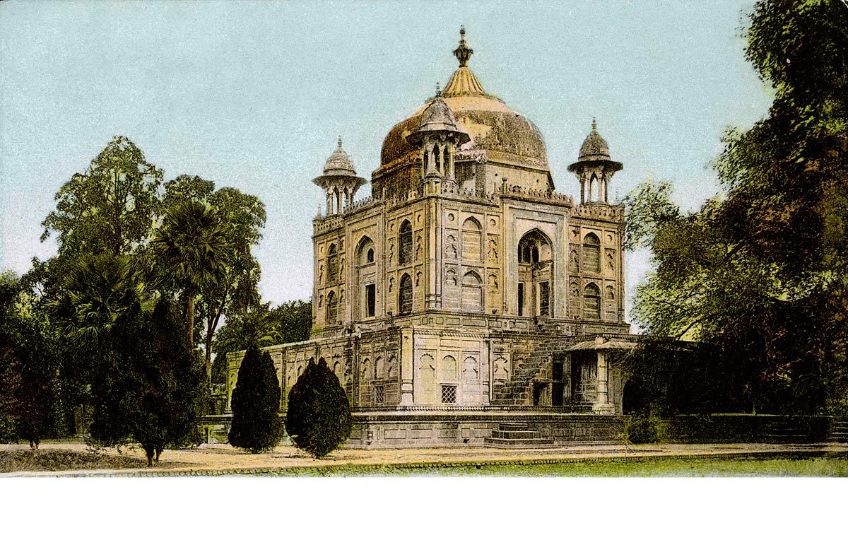 The Mausoleum - Khusru Bagh. Allahabad.