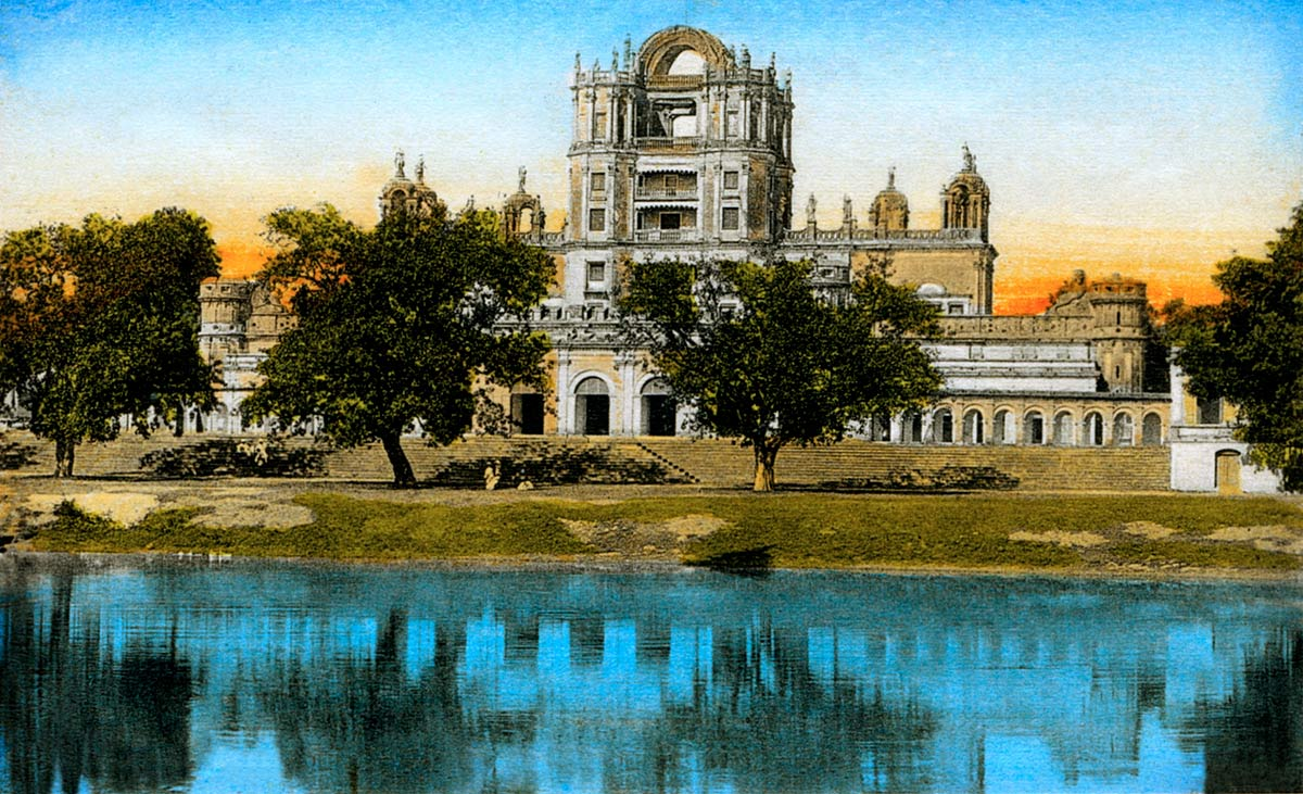 Lucknow. La Martiniere