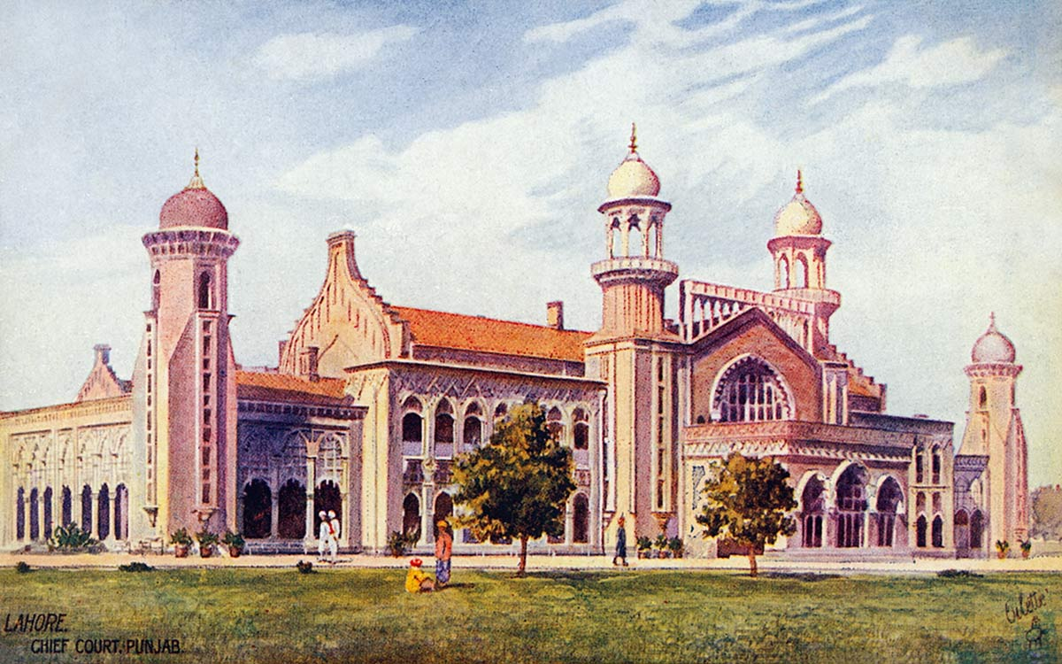 Lahore Chief Court