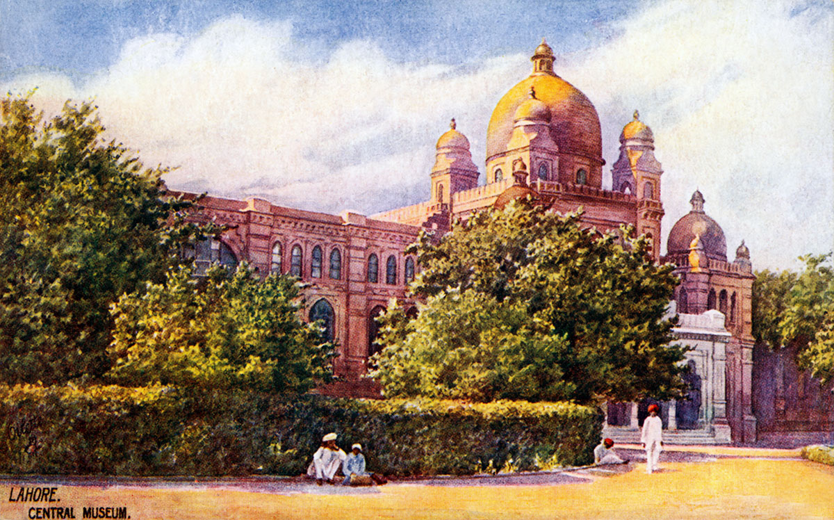Lahore. Central Museum.