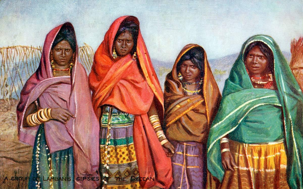 A Group of Lambanis