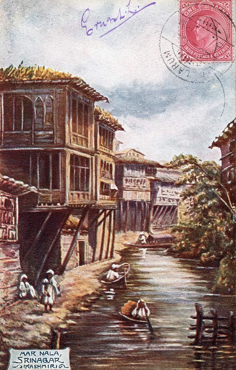 Mar Nala, Srinagar Kashmir