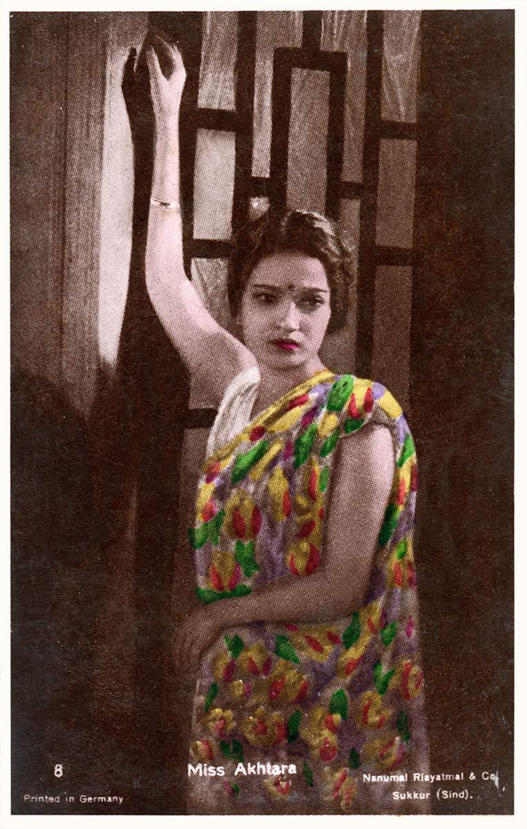 Miss Akhtara