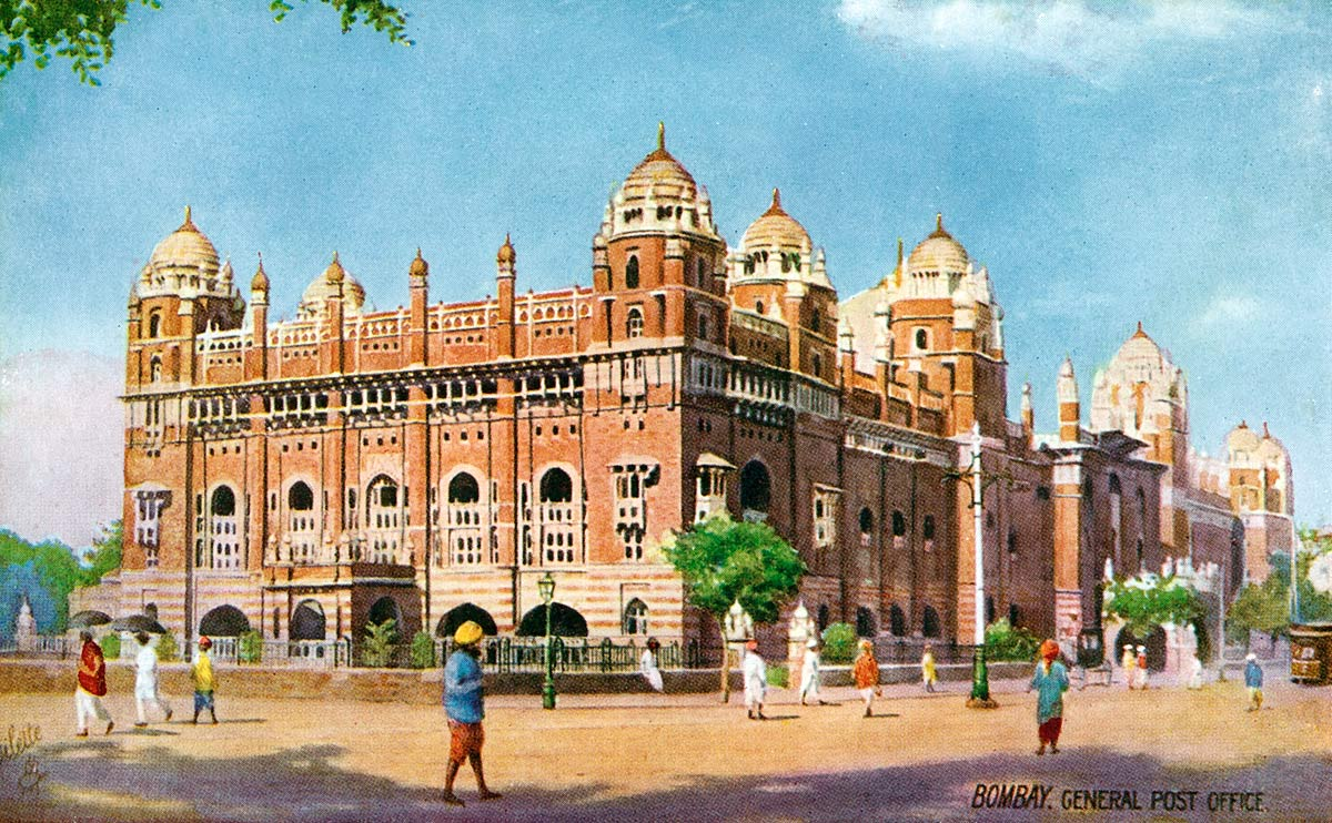 Bombay. General Post Office.