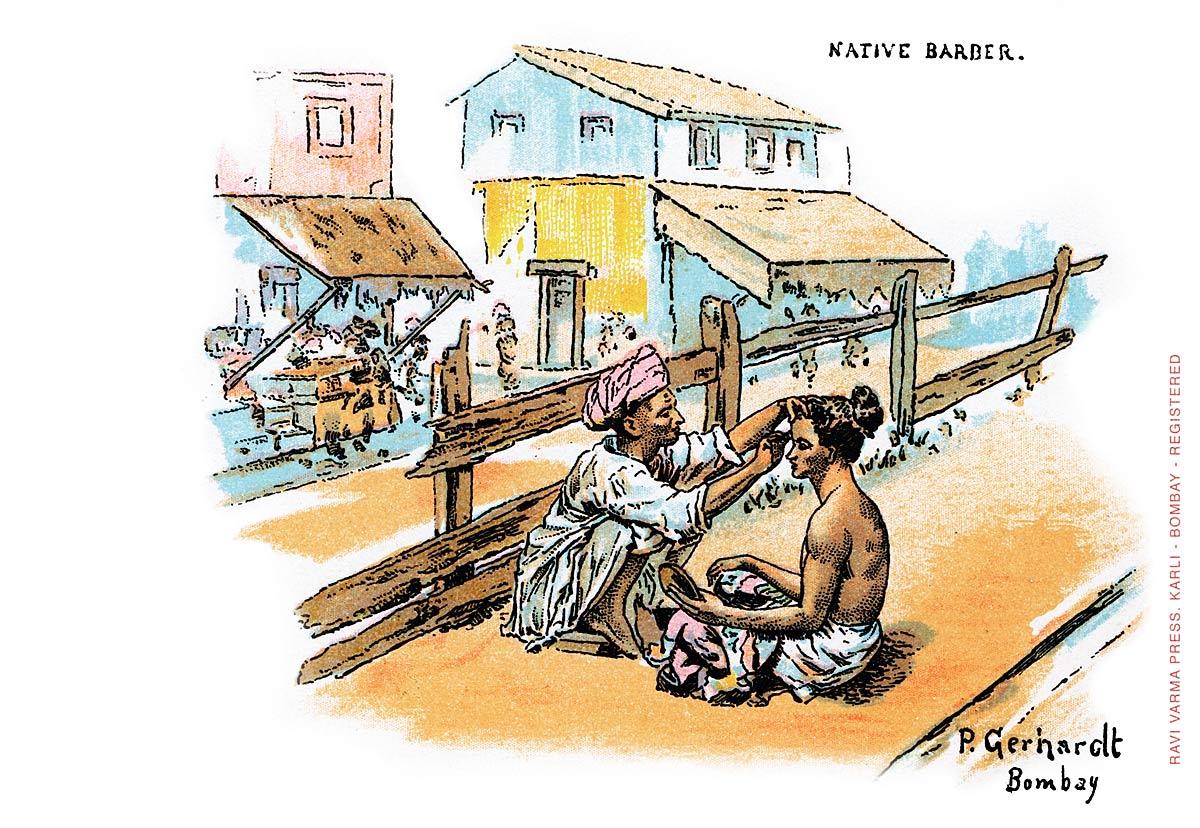 Native Barber