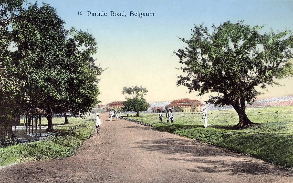 Parade Road, Belgaum