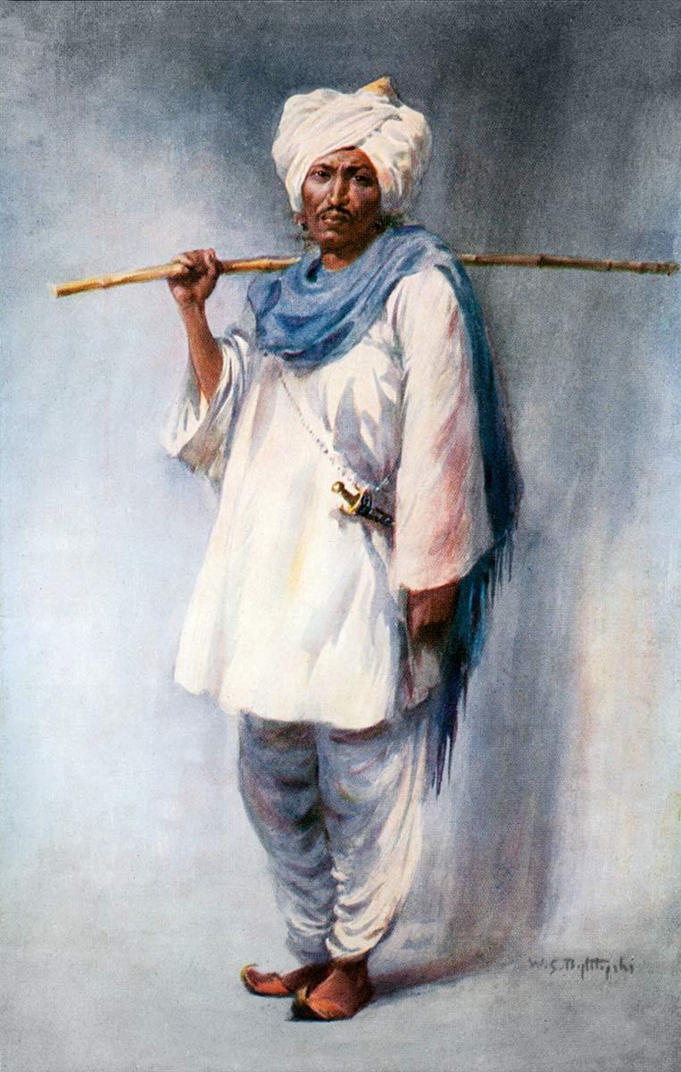 A Pathan